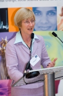 Dame France Cairncross, former Chair (2001-2007)