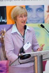 Dame France Cairncross, former Chair (2001-2007)