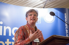Professor Jane Elliott, CEO 2014-present