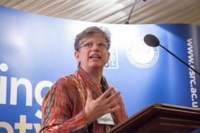 Professor Jane Elliott, CEO 2014-present
