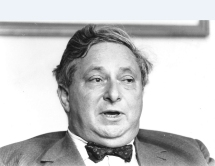 Michael Posner, former Chair (1978-1983)