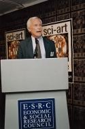 Professor Gordon Marshall, former CEO (2000-2002)