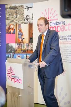 Professor Paul Boyce, former CEO