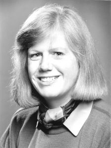 Elizabeth Mills, former Council Member, ESRC