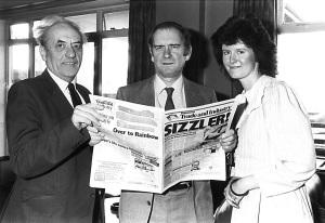 ESRC in Swansea, 1985