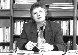 Professor Dame Janet Finch, prominent social scientist