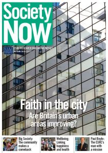 Society Now Autumn 2010 Issue 8