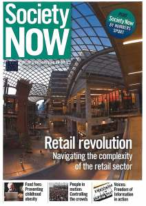 Society Now Autumn 2012 Issue 14