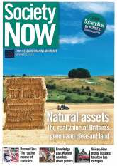 Society Now Autumn 2013 Issue 17