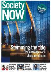 Society Now Spring 2014 Issue 18