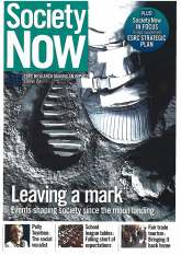 Society Now Summer 2009 Issue 4