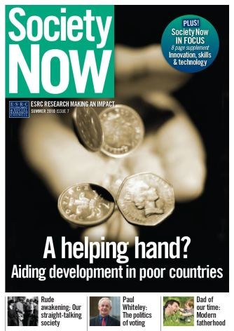Society Now Summer 2010 Issue 7
