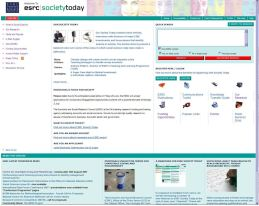 ESRC website 2007