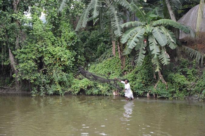 Bangladesh Fisherman