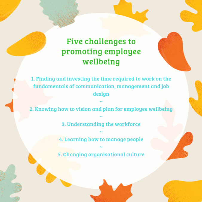 employee wellbeing